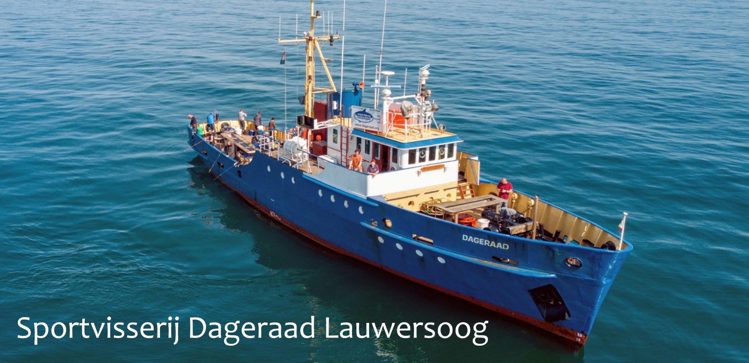 Sportvisserij Dageraad Lauwersoog